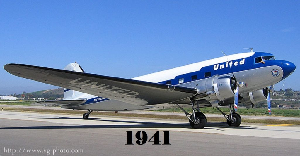 united airlines commercial carrier