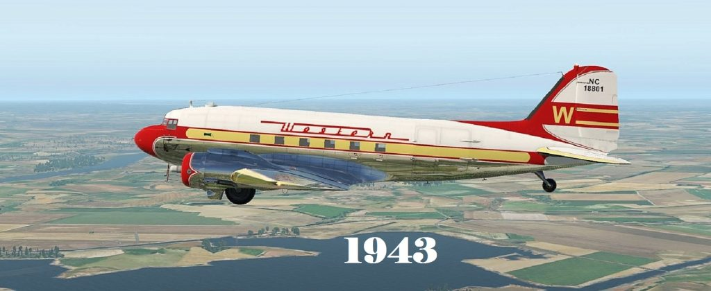 Western Airlines air carrier